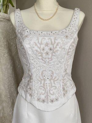 LA SPOSA Suknia ślubna biały-w kolorze białej wełny