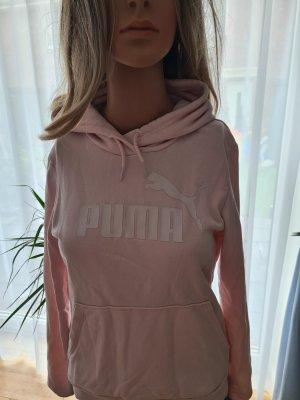 Puma Hooded Sweatshirt pink-light pink