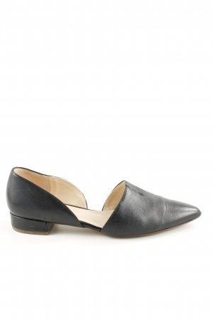 Högl Sandalo con tacco nero stile professionale