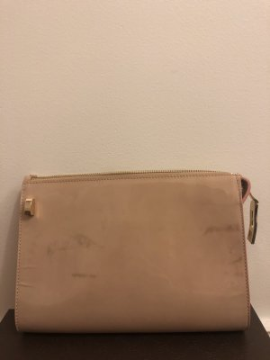 Högl Borsa clutch crema-color carne