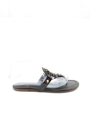 Högl Flip-Flop Sandals black casual look