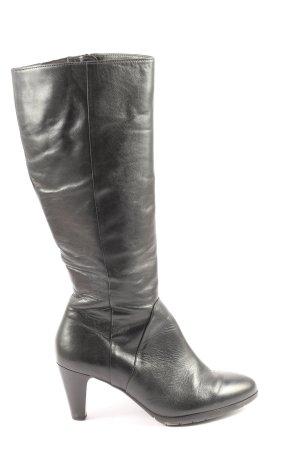 Högl High Heel Stiefel schwarz Casual-Look