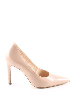 Högl High Heels creme Casual-Look