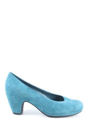 Högl Chaussure décontractée bleu style décontracté