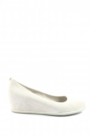 Högl Wedge Pumps white casual look