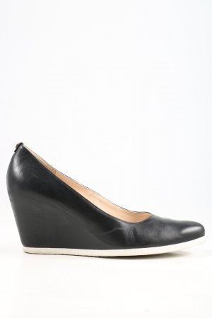 Högl Wedge Pumps black elegant