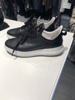 Högl Ledersneaker schwarz Gr.41