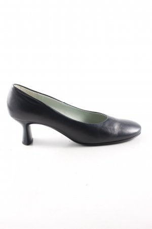Högl Mary Jane Pumps schwarz Business-Look