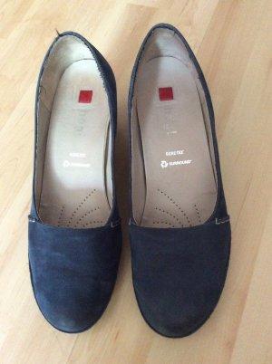 Högl Chaussure décontractée bleu acier