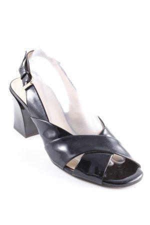 Högl Riemchen-Sandaletten schwarz