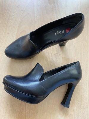 Högl Schuhe Größe 39,5 Echtleder