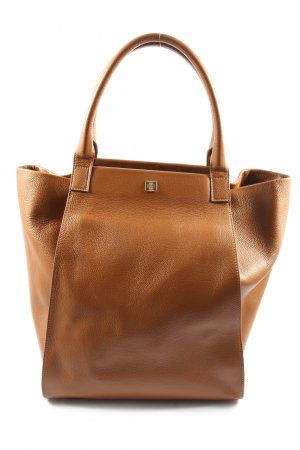 Högl Shopper brun style décontracté