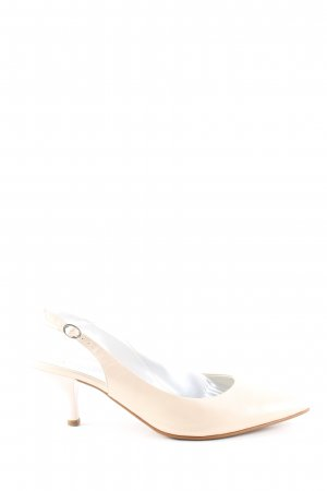 Högl Slingback Pumps cream business style