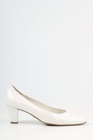 Högl Zapatos Informales blanco estilo «business»