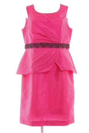Höpfner Abendkleid pink Elegant