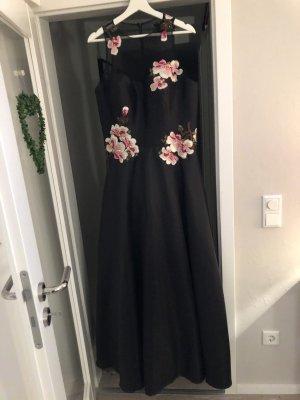 Hofstaatskleid , Abendkleid