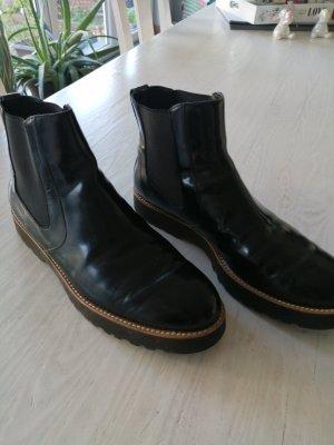 Hogan Chelsea Boots schwarz 40