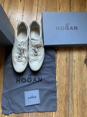 Hogan Low Sneaker weiß