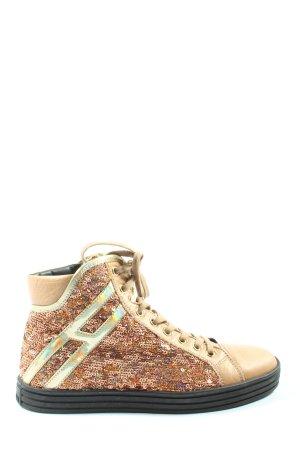 hogan rebel High Top Sneaker