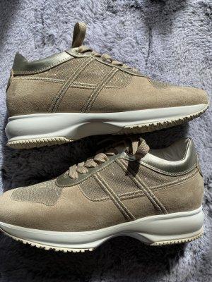Hogan Schuhe beige neu