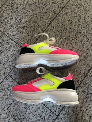 HOGAN Sneakers wie neu in mega Farben