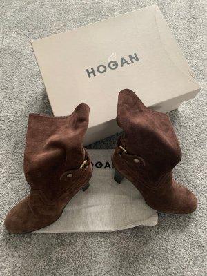 Hogan Tacco 80 Short Boot W/Strap Gr. 37