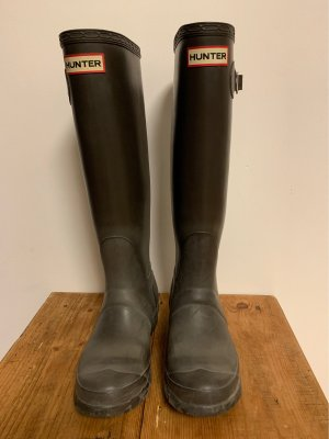 Hunter Wellies taupe
