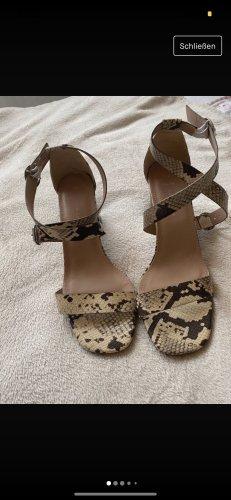 Asos Shoes Strapped pumps camel-beige
