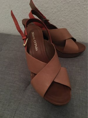 Campus by Marc O'Polo Platform Sandals multicolored