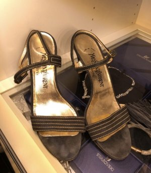 Hohe Schuhe YSL
