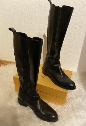 Hugo Boss Stretch Boots black