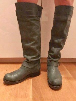 Hohe Stiefel Jeffrey Campbell Boots grösse US 8 M ,it original Karton
