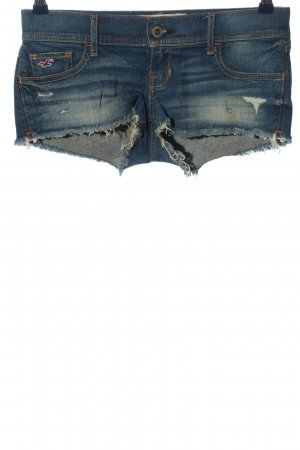 Holister Denim Shorts blue casual look