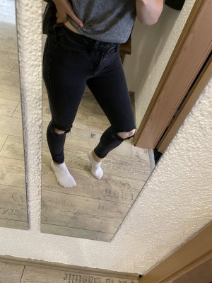 Hollidter ripped Jeans