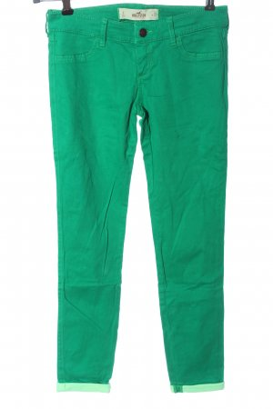 Hollister 7/8 Length Trousers green casual look