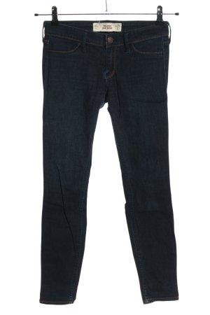 Hollister 7/8 Jeans blau Casual-Look