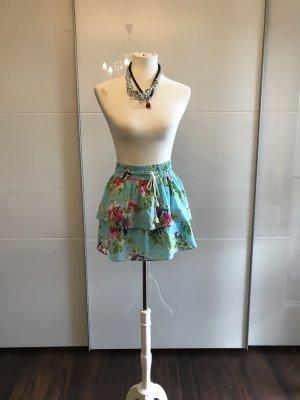 Hollister Minifalda multicolor