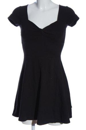 Hollister Shortsleeve Dress black elegant