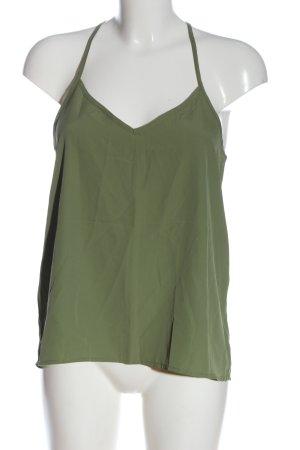 Hollister A-Linien Top khaki Casual-Look