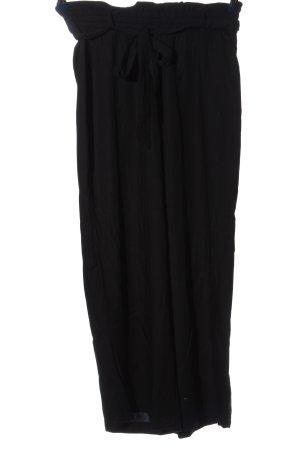 Hollister Baggy broek zwart casual uitstraling