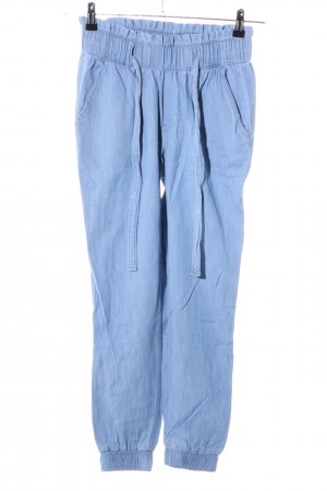 Hollister Baggy jeans blauw casual uitstraling
