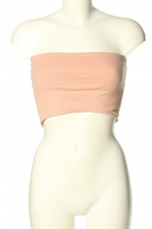 Hollister Bandeau top nude casual uitstraling