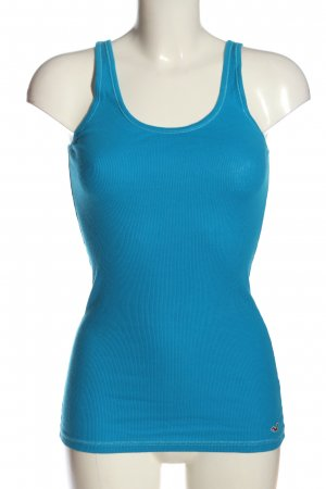 Hollister Basic topje blauw casual uitstraling