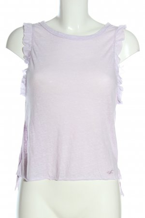 Hollister Basic topje roze casual uitstraling