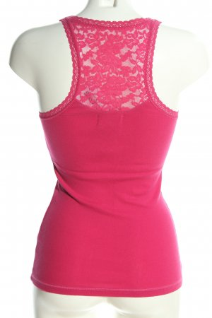 Hollister Basic Top pink Casual-Look