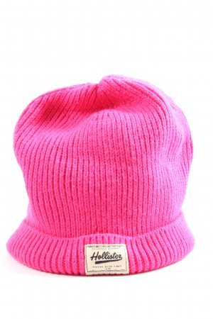 Hollister Beanie pink Casual-Look