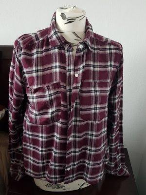 Hollister Hemdblouse paars