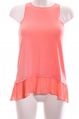 Hollister Blusentop pink Casual-Look