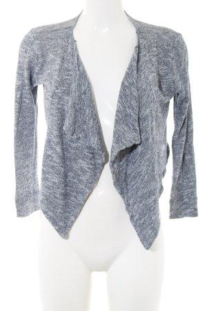 Hollister Bolero grigio chiaro-bianco puntinato stile casual