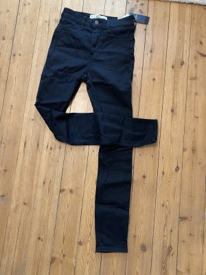 Hollister by Abercrombie & Fitch Jeans High Waist Leggings Hose Top